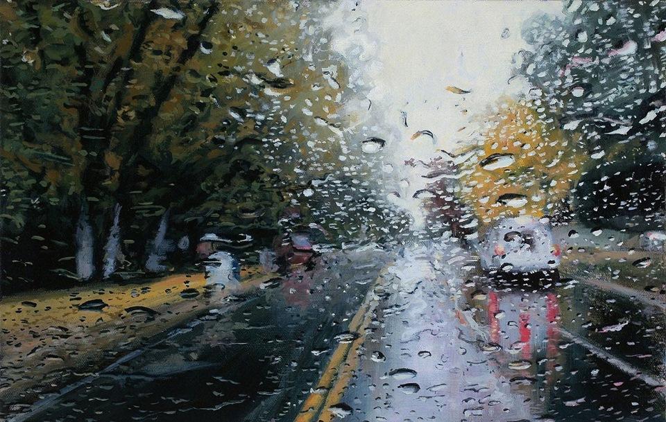 Советы для управления автомобилем в дождливую погоду
