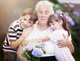 Позаботиться о бабушке родной