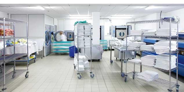 Оборудование для прачечных