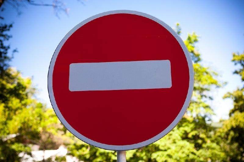 В Смоленске закроют въезд для транспорта на площадь у железнодорожного вокзала