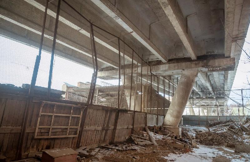 2 мая в Смоленске начнется ремонт Беляевского путепровода