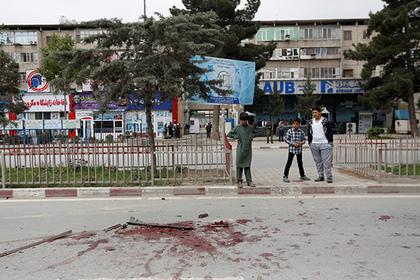 Смертник подорвался недалеко от посольства США в Кабуле