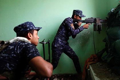 Иракская армия начала наступление на Мосул с севера