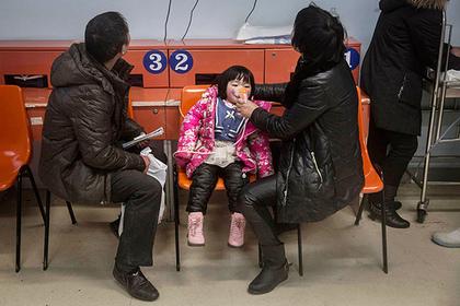Уровень загрязнения воздуха в Пекине превысил норму в 20 раз