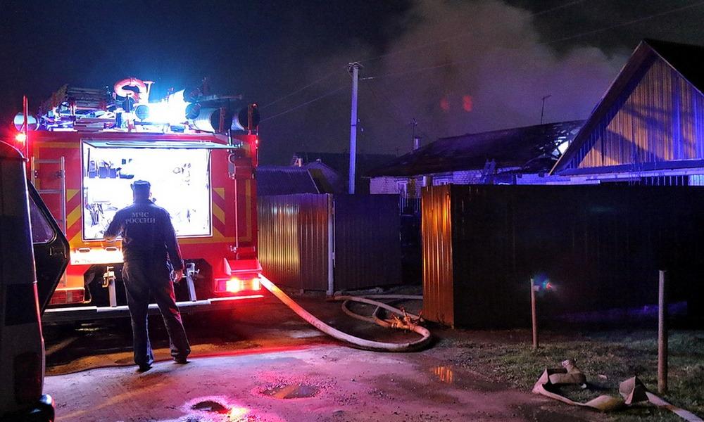 Смоленский следственный комитет проводит проверку по факту гибели двух человек при пожаре в Миловидово