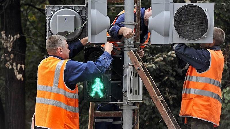 Где в Смоленске установят светофоры
