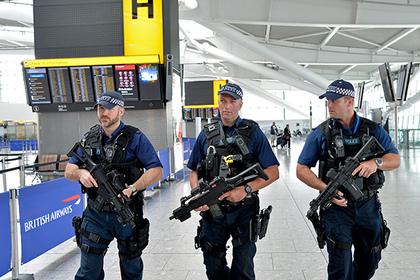 В Лондоне задержан подозреваемый в терроризме гражданин Турции