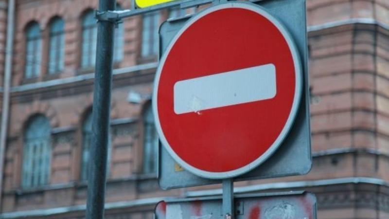 9 мая в центре Смоленска закроют движение транспорта