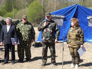 В Смоленской области подвели итоги «Вахты Памяти»