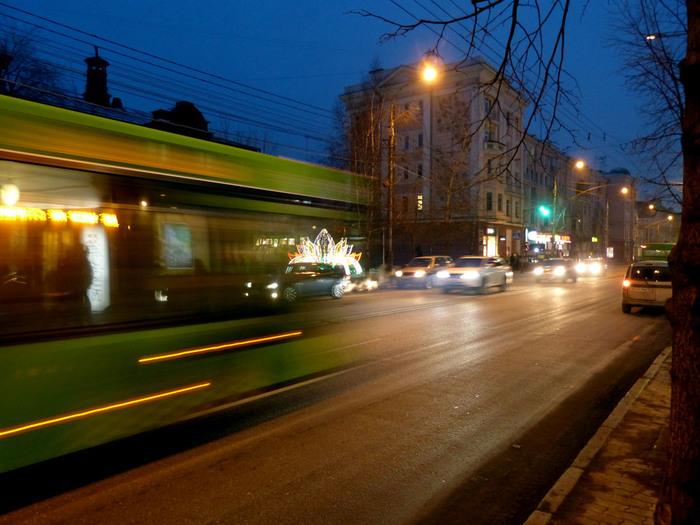 9 мая в Смоленске будут курсировать дополнительные вечерние автобусы