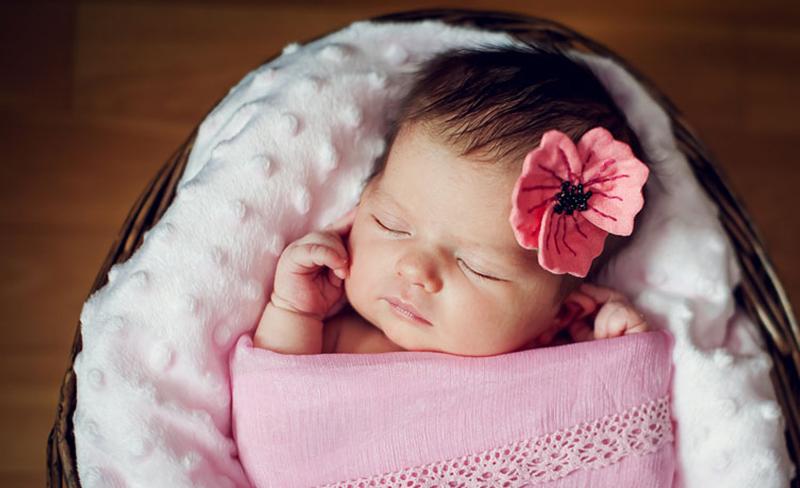 В Смоленске назвали самые популярные имена для новорожденных в апреле
