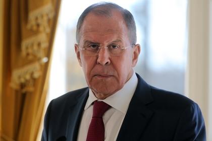 Президент США встретится с Лавровым в Белом доме