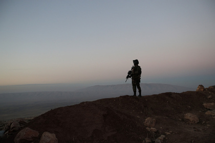 США поставят сирийским курдам тяжелое вооружение для борьбы с ИГ