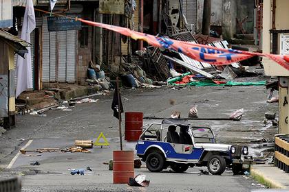 На Филиппинах в боях между армией и боевиками ИГ погибли 100 человек