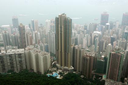 В Гонконге за три миллиарда долларов продали самый дорогой в мире участок земли