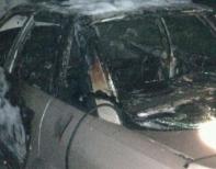 В Кардымовском районе в сгоревшей иномарке нашли труп