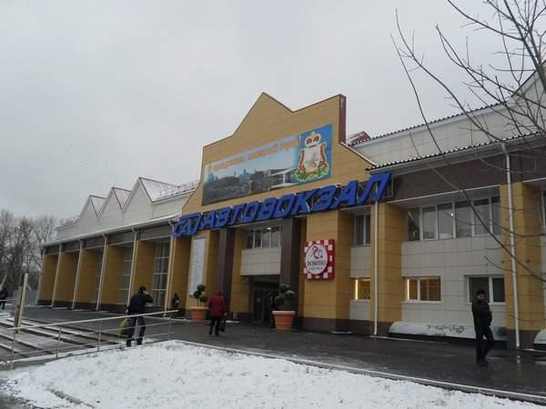 В Смоленске из-за подозрительной сумки оцепили автовокзал