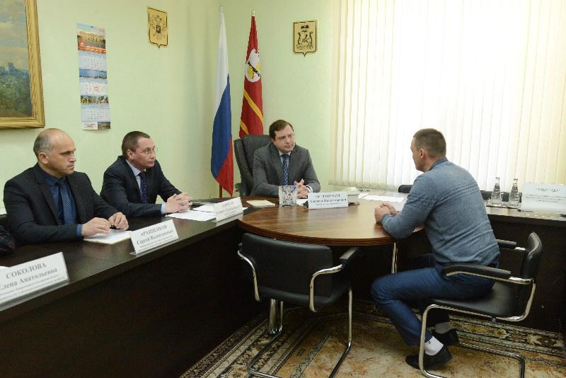 Губернатор пообещал решить проблемы с водоснабжением жителей смоленской деревни