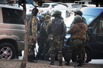 ФСБ раскрыла планы террористов устроить взрывы на московском транспорте