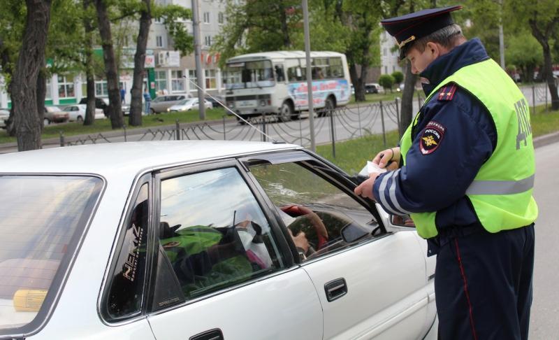 В каких городах Смоленской области пройдут «сплошные» проверки водителей