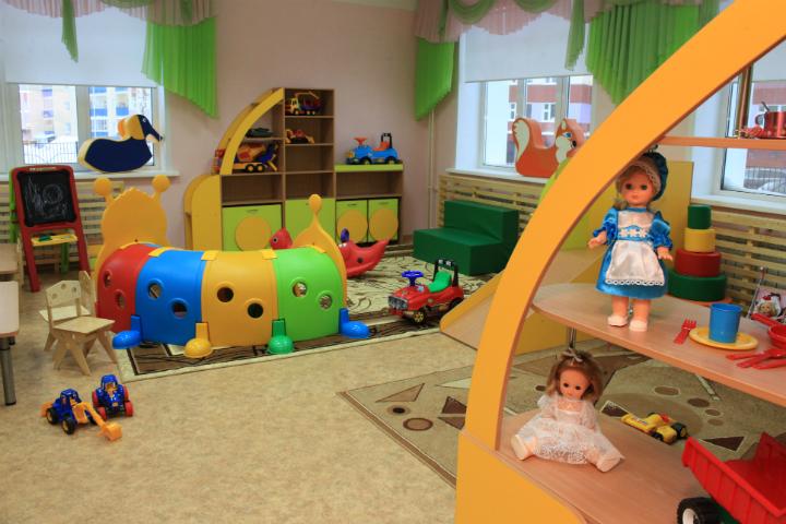 Где в Смоленской области откроются детские сады
