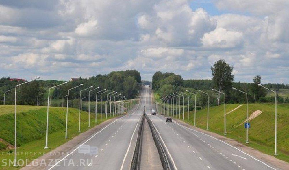 В Смоленской области пассажирский автобус улетел в кювет. Пострадали пятеро