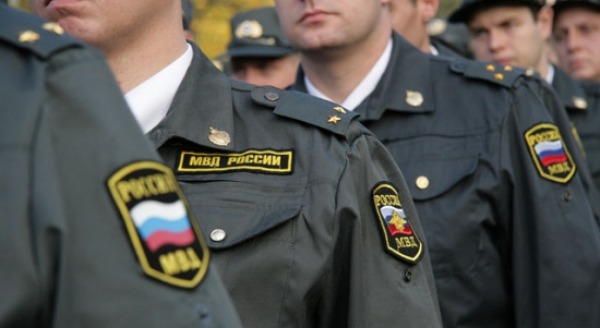 Зарплата смоленских полицейских выросла за год на 4 процента