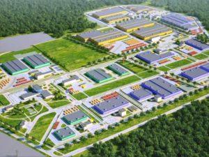 Строительство индустриального парка «Феникс» в Смоленске планируют закончить в следующем году