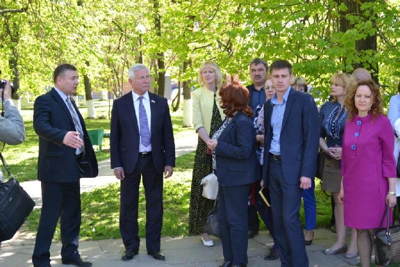В Починке парк благоустроят за 2,5 миллиона рублей