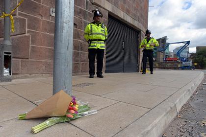 Задержан подозреваемый в причастности к теракту на стадионе в Манчестере