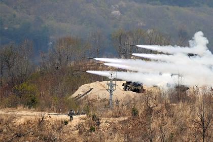 Южная Корея обстреляла прилетевший со стороны КНДР неопознанный объект