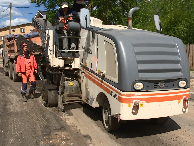 Дорогу в смоленский микрорайон отремонтируют к 15 июня?