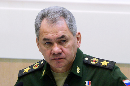 Шойгу рассказал о ходе расследования катастрофы Ту-154