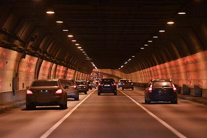 Самый широкий тоннель в Москве откроют в 2019 году