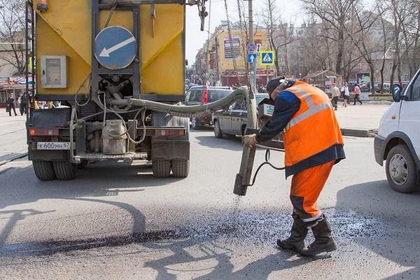 Какие улицы ремонтируют в Смоленске