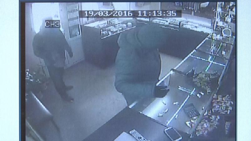 Смолянин с подельниками ограбил ювелирный магазин в Астрахани