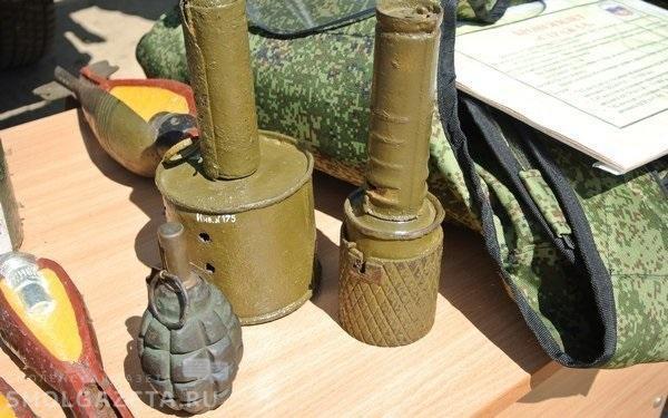В Смоленской области уничтожили 28 мин и артиллерийских снарядов