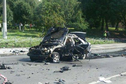 СМИ нашли связь между взорванным в Киеве полковником и убитым Вороненковым