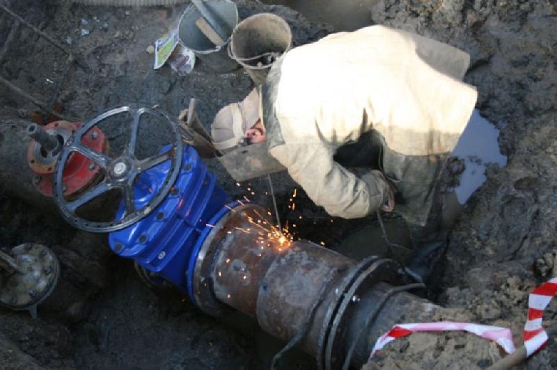 3,8 тыс. жителей Вязьмы остались без холодной воды