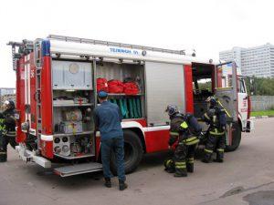 Смоленской области определен лучший район по противопожарной работе