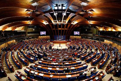 Совет Европы отреагировал на решение Москвы сократить взнос в организацию