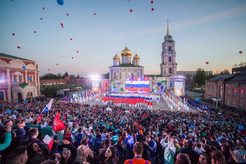 Смоляне привезли две награды с Российской студенческой весны