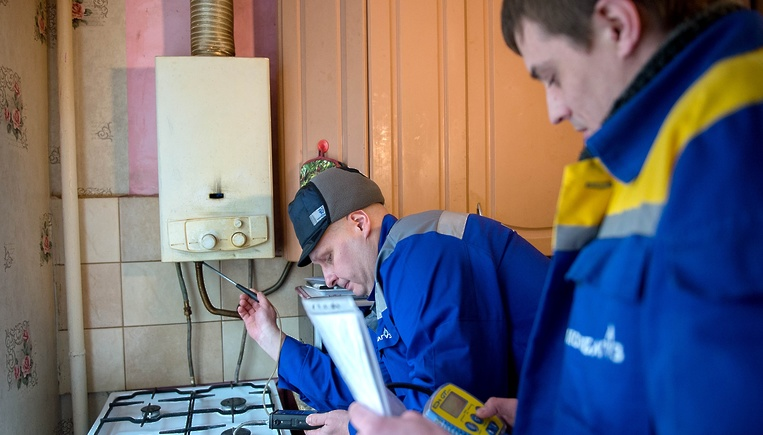 В домах смолян проверят газовое оборудование
