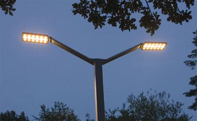В Сычевке установили 750 светодиодных светильников