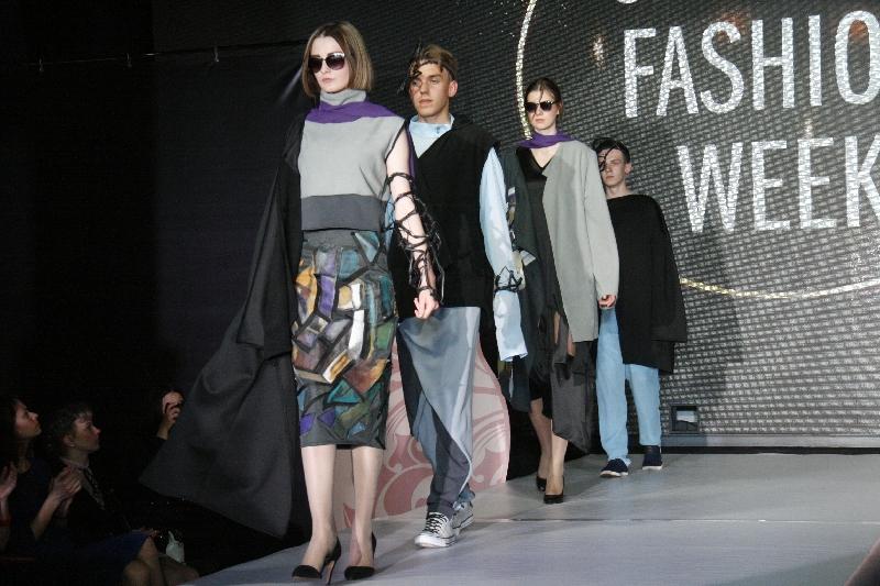 Неделю моды открыла «Смоленская матрёшка»