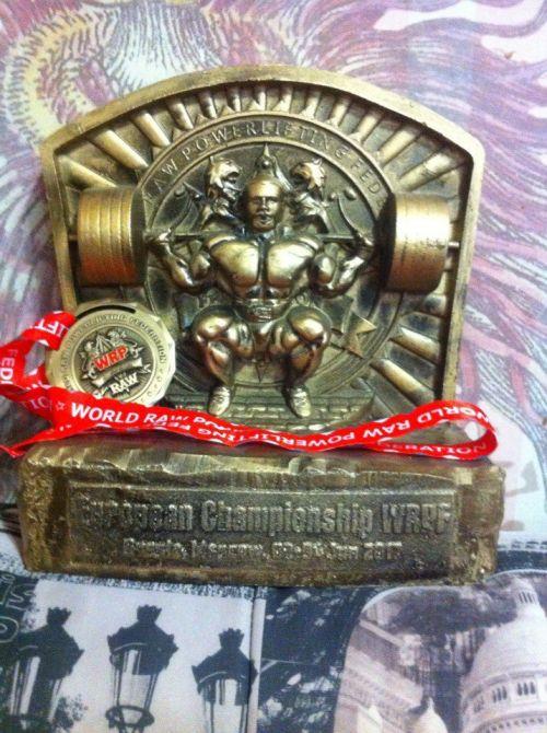 Смолянин завоевал «золото» на чемпионате Европы