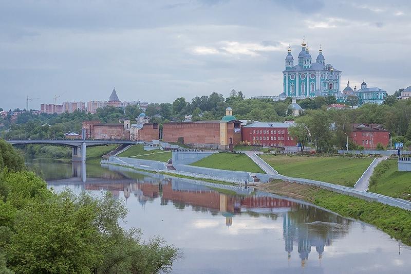 12 июня в Смоленске на набережной Днепра пройдет молодежный фестиваль «Я люблю Россию»