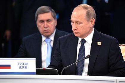 Путин обвинил ИГ в подготовке планов по дестабилизации ситуации на юге России