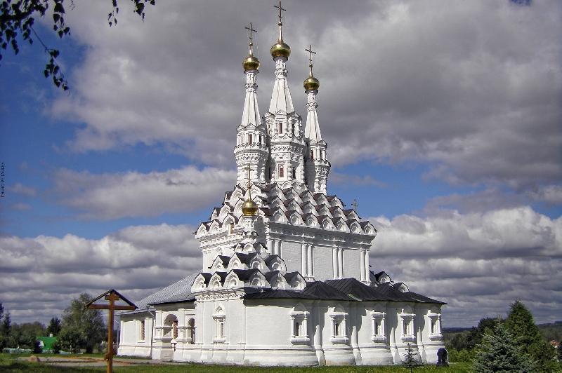 В Вязьме установят мемориальную доску в честь реставратора Петра Барановского