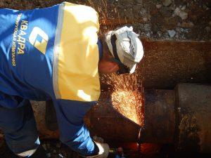 В Смоленске с 13 июня дома на шести улицах и в двух переулках остались без горячей воды